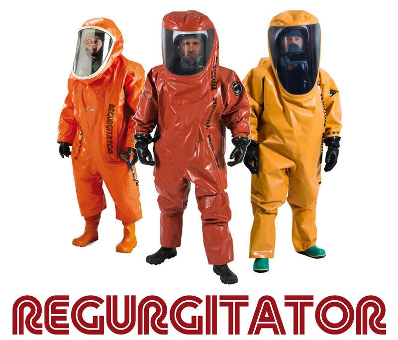 Regurgitator